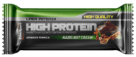 HIGH PROTEIN Hazelnut Cream - 18 pcs box