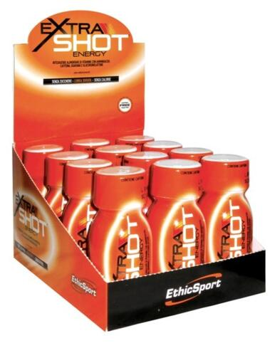 ExtraShot Energy - 12 pcs box