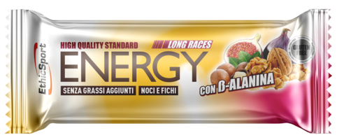 ENERGY LONG RACES CON BETA-ALANINA - box da 30 pz